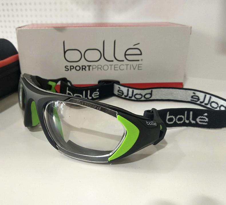 Bolle Baller Graduada con lentes de proteccion