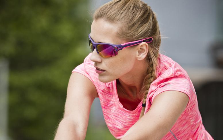 cebe spring una gafa deportiva ideal para las mujeres